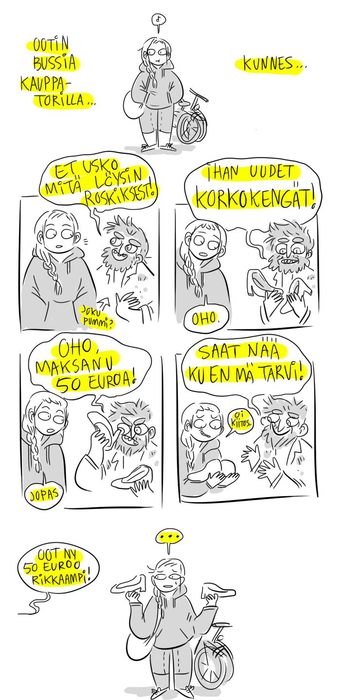 korkokenka